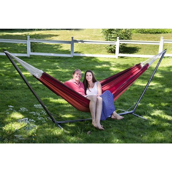 Medium image of byer ceara rockstone steel hammock stand