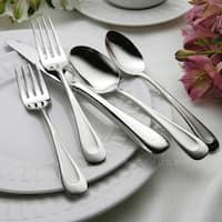 Oneida Satin Sand Dune Stainless Steel 65-Piece Service for 12 Flatware Set