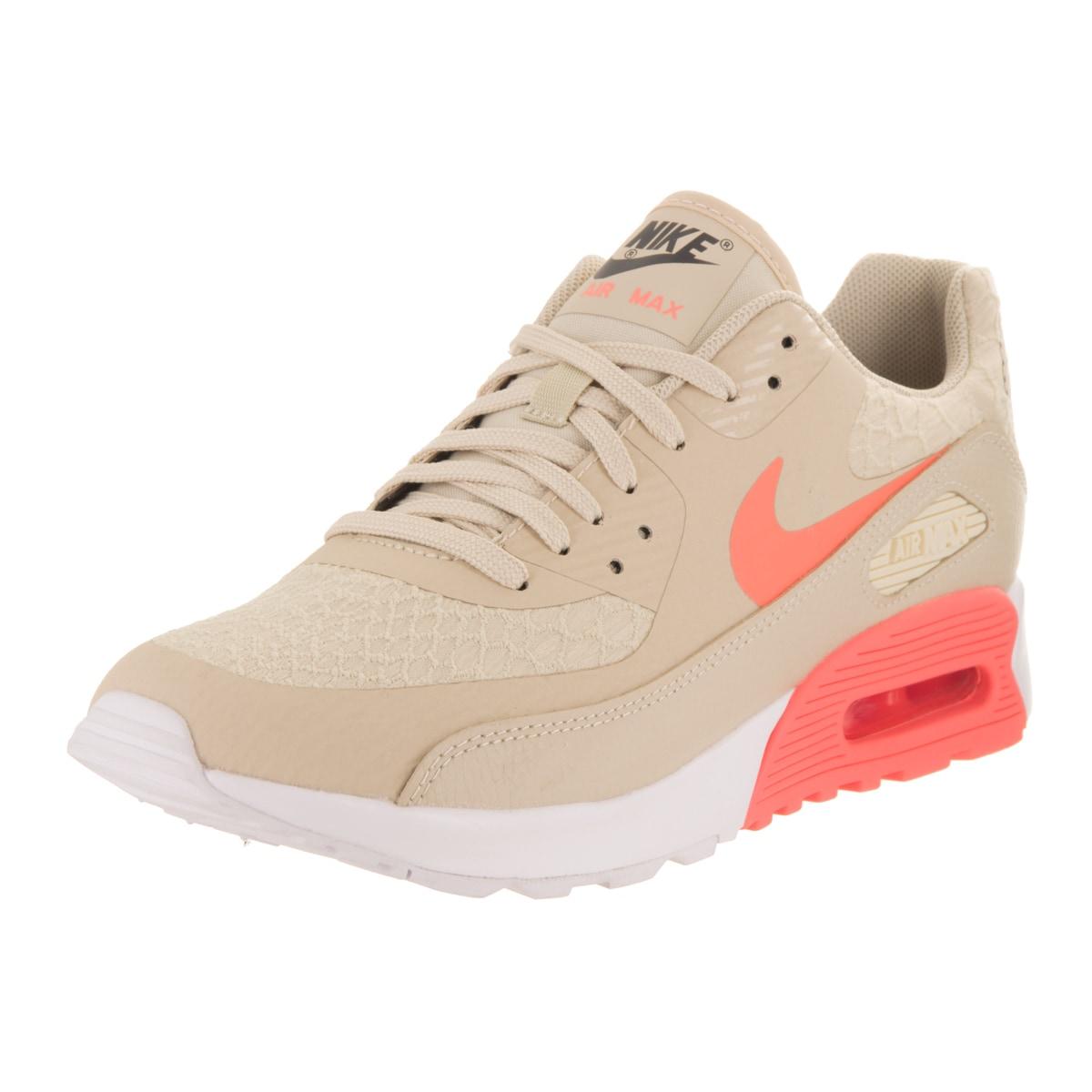 Nike Women's Air Max 90 Ultra 2.0 Running Shoe (7.5), Bei...
