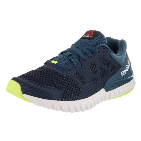 9c1de709497 Shop Reebok Men s Twistform Blaze 2.0 Mtm Running Shoe - Free ...