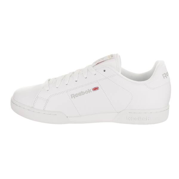 recibir Un fiel Insustituible  Shop Reebok Men's NPC II Classic Casual Shoe - Overstock - 16260946