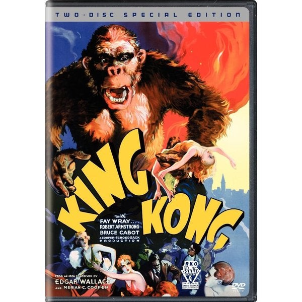 King Kong: Special Edition (DVD)