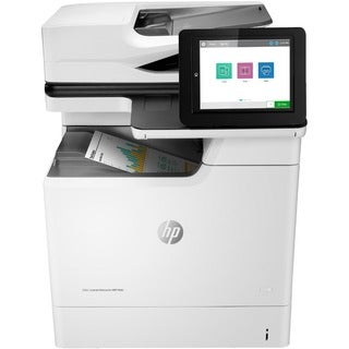 HP LaserJet M681dh Laser Multifunction Printer - Color - Plain Paper