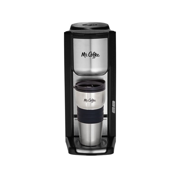 Shop Mr Coffee Single Cup Coffee Maker Free Shipping