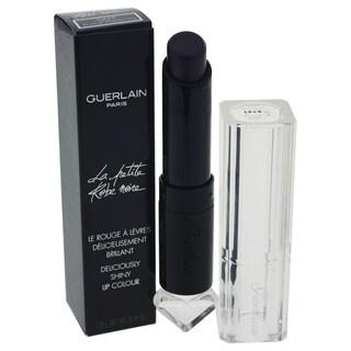 Guerlain La Petite Robe Noire Deliciously Shiny Lip Colour 007 Black Perfecto