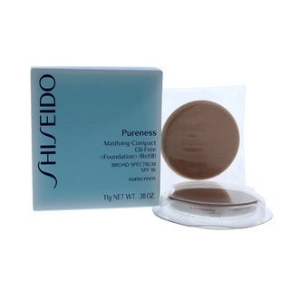 Shiseido Pureness Matifying Compact Oil-Free SPF 16 50 Deep Ivory (Refill)