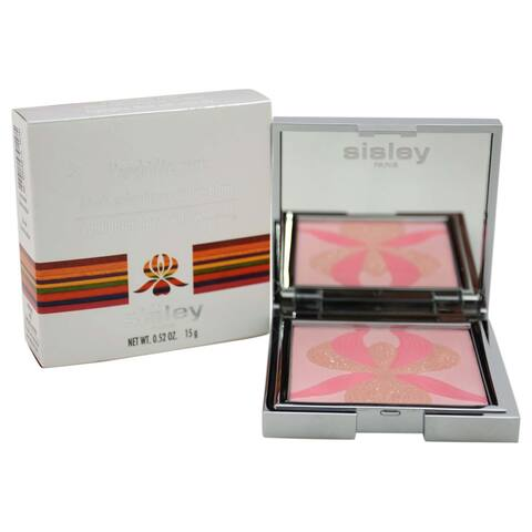 Sisley L'Orchidee Rose Highlighter Blush with White Lily