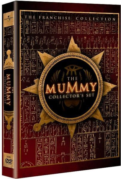 The Mummy Collector's Set (DVD)