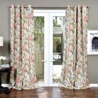 Lambrequin Chloe Cotton Curtain Panel