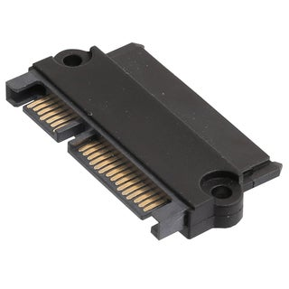IOCrest SATA 7 and 15pin Male to Female Adapter
