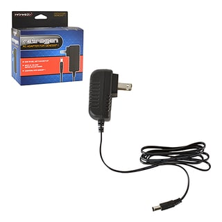 Retro-Bit RetroGEN AC Adapter Power Supply For Genesis 1