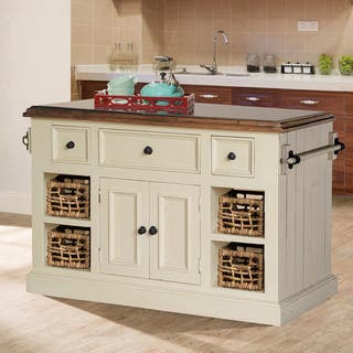 Kitchen islands for less for Prefab kitchens prestons