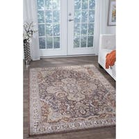 Fairfax Traditional Multi Area Rug - 5'3 x 7'3