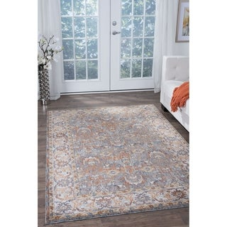 Alise Rugs Fairfax Traditional Oriental Area Rug