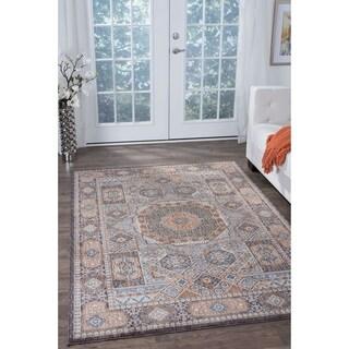 Alise Fairfax Traditional Multi Area Rug (9'3 x 12'6)