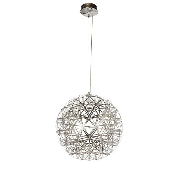 Art Deco Metal Intertwined Sphere