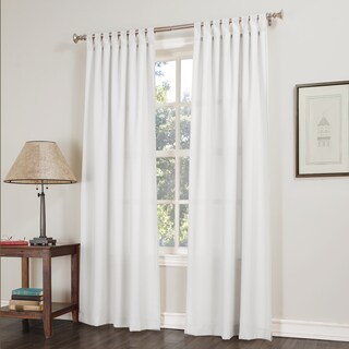 No. 918 Jacob Tab Top Curtain Panel (4 options available)