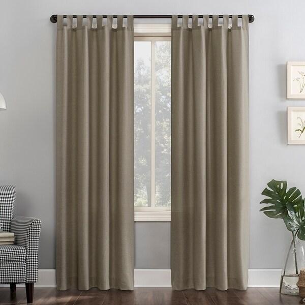 No. 918 Jacob Tab Top Single Curtain Panel