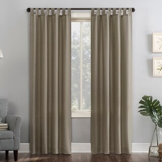 No. 918 Jacob Tab Top Single Curtain Panel