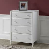 Cottage - 4 Drawer Chest of Drawers
