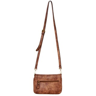 Ampere Creations Vegan Leather Audry Crossbody Handbag (4 options available)