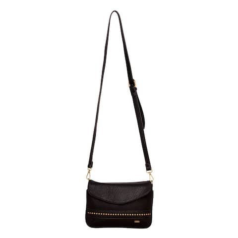 Ampere Creations Vegan Leather Audry Crossbody Handbag