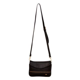 Ampere Creations Vegan Leather Audry Crossbody Handbag|https://ak1.ostkcdn.com/images/products/16278859/P22642222.jpg?impolicy=medium