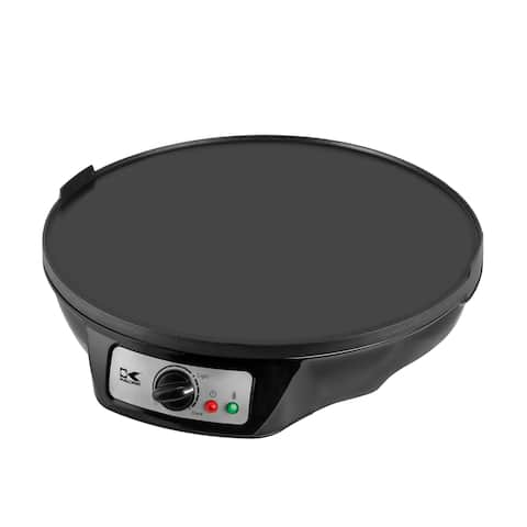 3-in-1 Griddle, Crepe, and Pancake maker