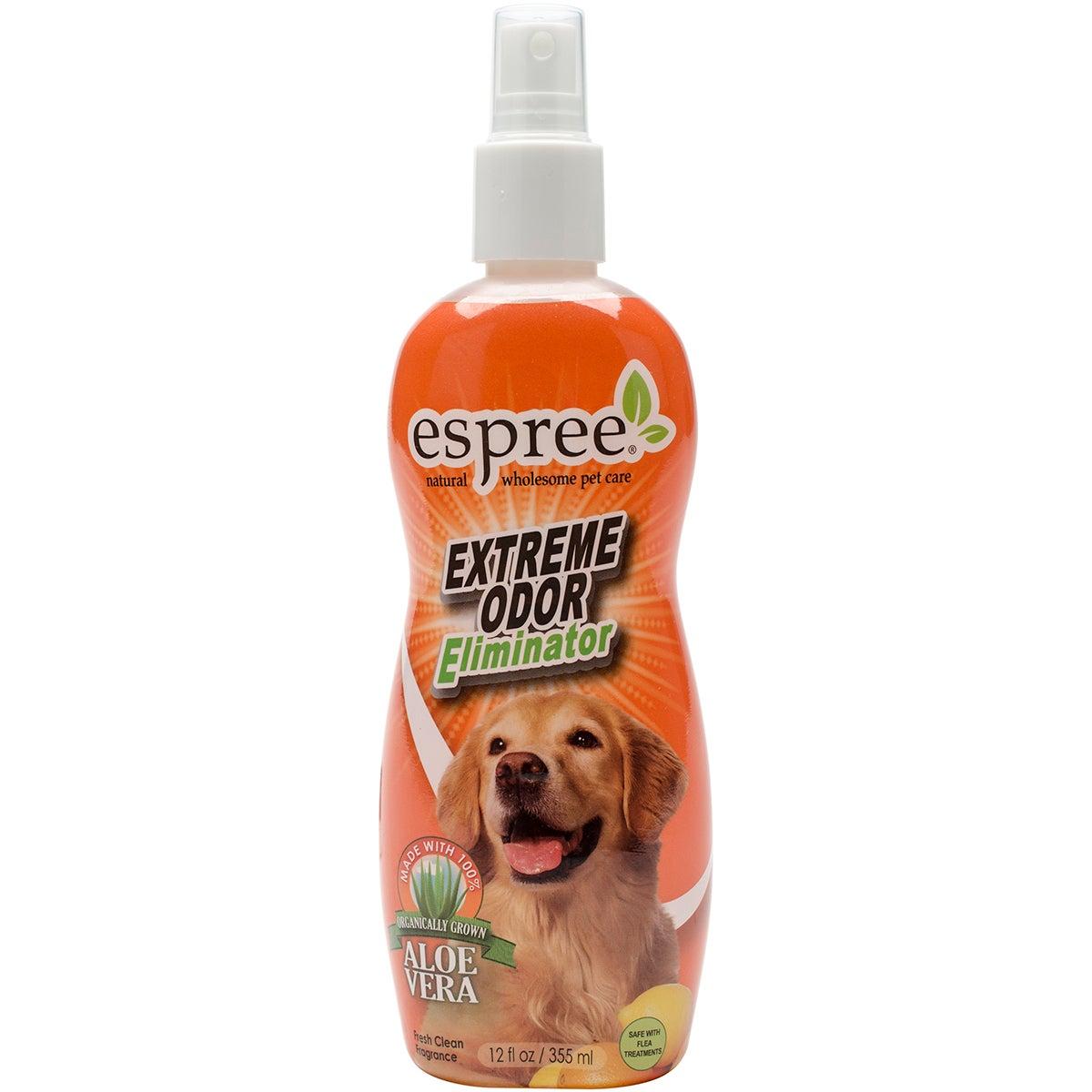 ESPREE Natural Extreme Odor Eliminator Spray (Skunk) 12oz...