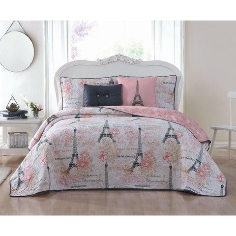Avondale Manor Amour 5-piece Quilt Set