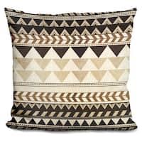 Davies Babies 'Wood work Pattern' Throw Pillow