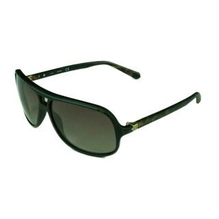 Guess Mens Fashion Matte Tortoise w/ Gradient Brown Lens Sunglasses