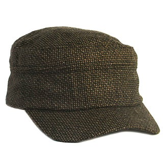 Pop Fashionwear Women's Military Cadet Style Hat