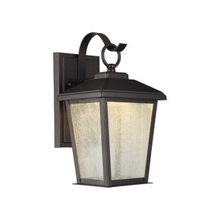 Chloe Kirton Collection 1-light Oil Rubbed Bronze Outdoor LED Wall Lantern