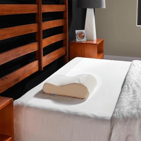TEMPUR-Neck Travel Pillow - Beige