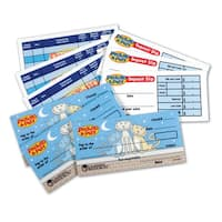 Learning Resources Pretend & Play Replacement Checkbook Checks