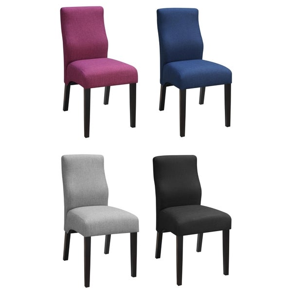 Luxenberg Casual Parson Chairs (Set of 2)