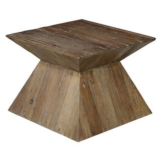 Maggie Reclaimed Wood Coffee Table by Kosas Home