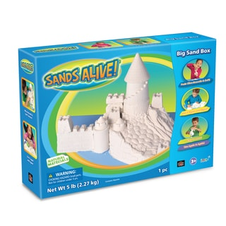 Play Visions Sands Alive!, 5lb Box