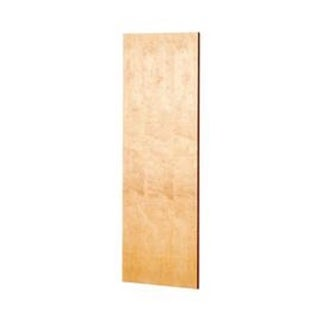 Broan - Unfinished Birch flat panel door for ironing center