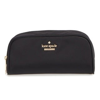 Kate Spade New York Berrie Black Cosmetic Case