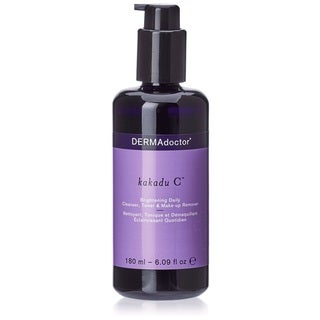 DERMAdoctor Kakadu C 6-ounce Brightening Daily Cleanser