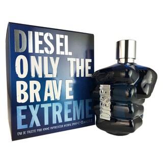 Diesel Only The Brave Extreme Men's 4.2-ounce Eau de Toilette Spray