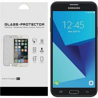 Insten Tempered Glass LCD Screen Protector Film Cover For Samsung Galaxy Halo/ J7 (2017)/ J7 Perx/ J7 Prime/ J7 Sky Pro/ J7 V|https://ak1.ostkcdn.com/images/products/16285825/P22652137.jpg?impolicy=medium
