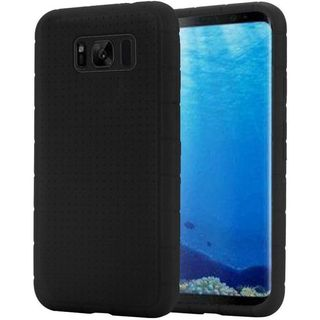 Insten Soft Silicone Skin Rubber Case Cover For Samsung Galaxy S8
