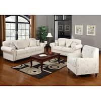 Buy Off-White, French Country Living Room Furniture Sets ...