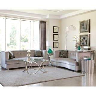 Modern Living Room Furniture Sets For Less | Overstock.com