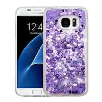 Insten Hard Snap-on Case Cover For Samsung Galaxy S7