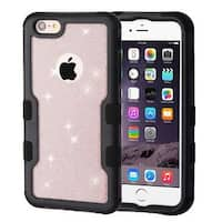 Insten Hard Snap-on Dual Layer Hybrid Case Cover For Apple iPhone 6 Plus/ 6s Plus