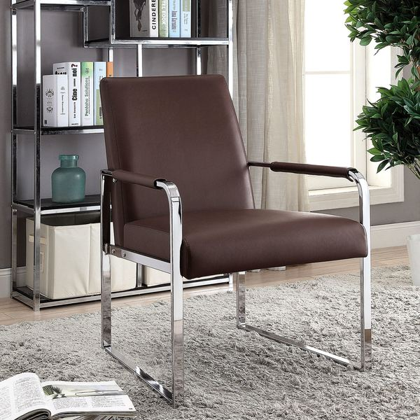 Mid-Century Modern Inspired Design Accent Chair